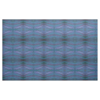 Energiehandwerk   dunkelblaues lila aquamarines stoff