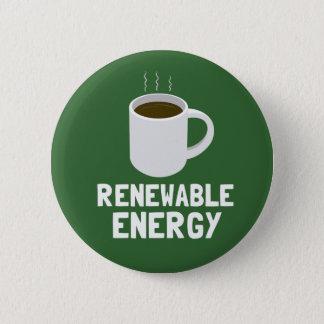 Energien-Kaffeetasse Runder Button 5,7 Cm