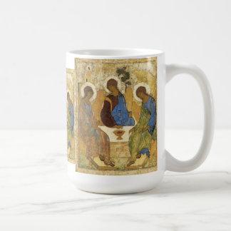 Engel an Mamre Dreiheit Teetasse