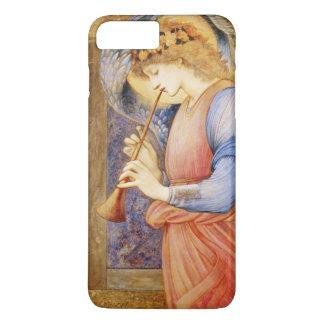 Engel, der ein Flageolett - Edward Burne-Jones iPhone 8 Plus/7 Plus Hülle