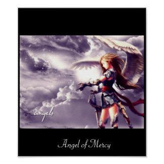 Engel der Gnade Posterdrucke