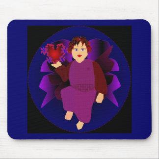 Engel der Herzen II Mousepads