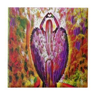 Engel der Liebe Keramikfliese
