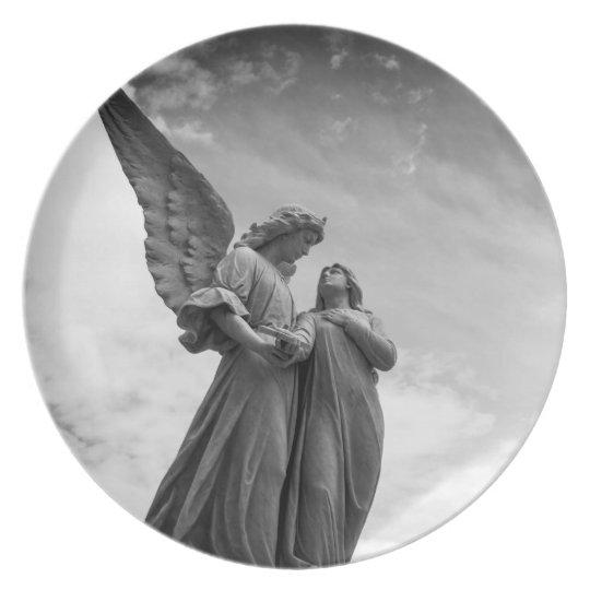 Engel der Liebe Teller