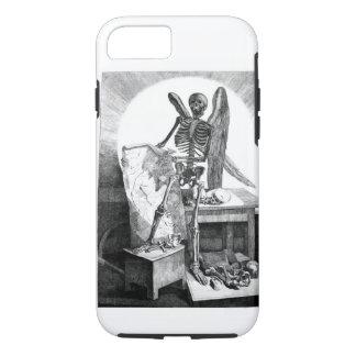 Engel der TodesVintagen Anatomie iPhone 8/7 Hülle