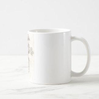 Engel der Zerstörung Kaffeetasse