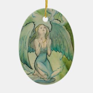 Engel des Friedens Weinachtsornamente