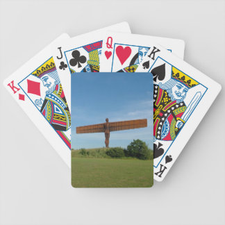 Engel des Nordens Bicycle Spielkarten