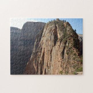 Engel, die an Zion Nationalpark landen Puzzle