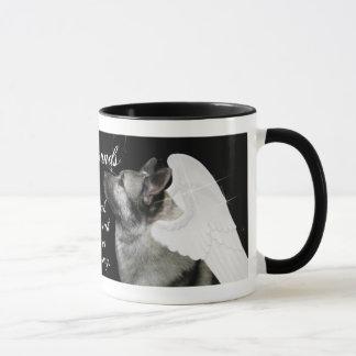 Engel Elkhound Tasse