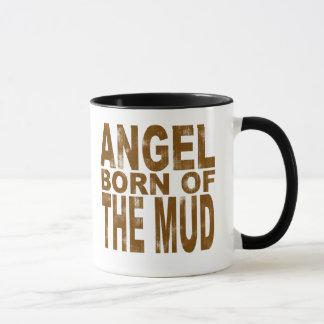 Engel geboren vom Schlamm Tasse