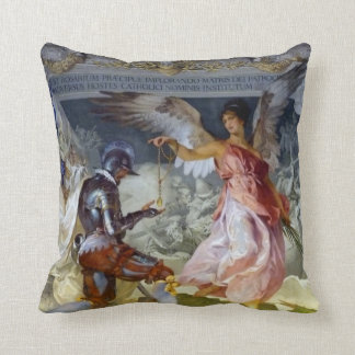 Engel gesegnetes Kissen