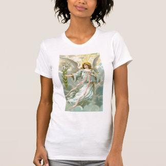 Engel im Blau T-Shirt