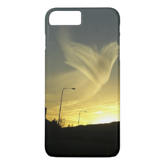 Engel im Himmel iPhone 8 Plus/7 Plus Hülle