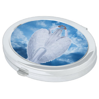 Engel in den Wolken Taschenspiegel