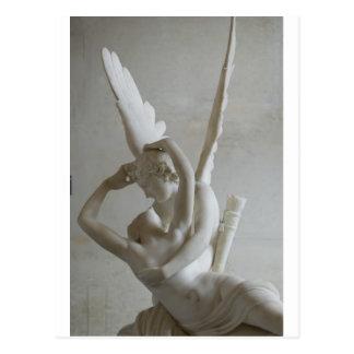 Engel in der Liebe Postkarte