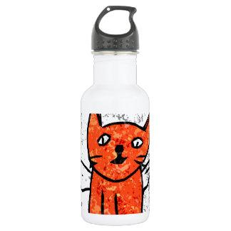 Engel Katzen-Art 2 Trinkflasche