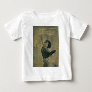 Engel mit Harfe Baby T-shirt