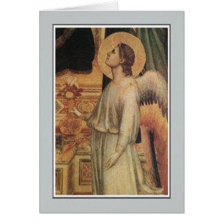 Engel, Ognissanti Madonna, Giotto Karte