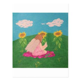 Engel Postkarten