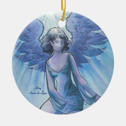 Engel von Anmut Weihnachtsbaum Ornament