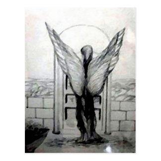 Engel Wings Designer-Produkte durch CricketDiane Postkarten