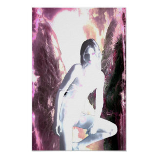 Engel zwei poster
