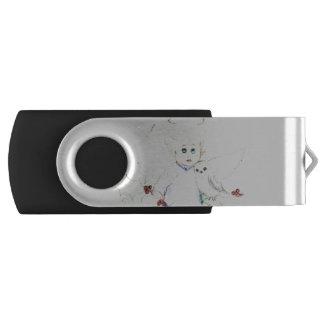 Engelchen - weich und träumerisch USB stick