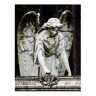 Engels-Besuchs-Postkarte Postkarte