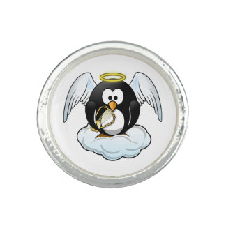 ENGELS-PINGUIN RING