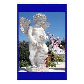 Engels-Statue Personalisiertes Druckpapier