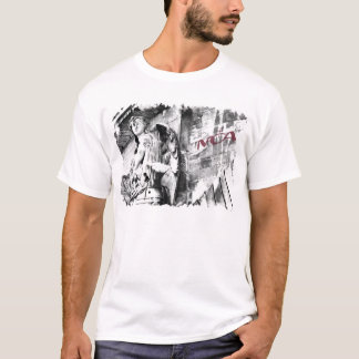 Engels-Statue T-Shirt