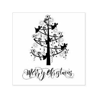 Engels-Weihnachtsbaum ID197 Permastempel