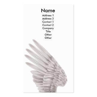 Engelsflügel Visitenkarten