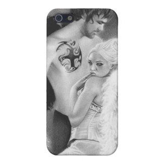 Engelspaare Speck-Kasten Hülle Fürs iPhone 5