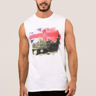 England Ärmelloses Shirt