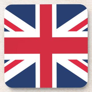 England-Flagge Getränkeuntersetzer