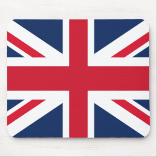 England-Flagge Mousepad