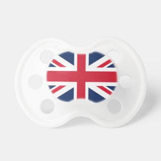 England-Flagge Schnuller