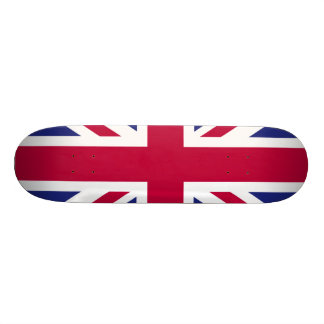 England-Flagge Personalisierte Decks