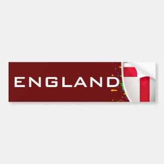 England-Schild Autoaufkleber