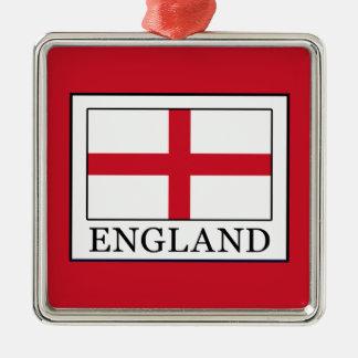 England Silbernes Ornament