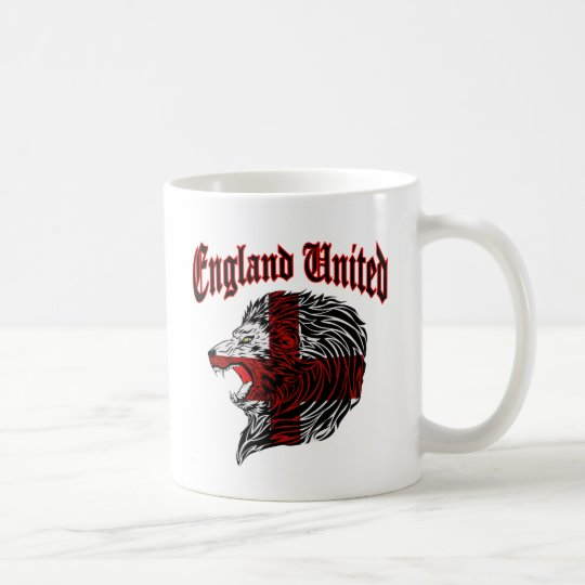 England United Kaffeetasse