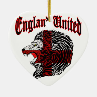 England United Keramik Ornament