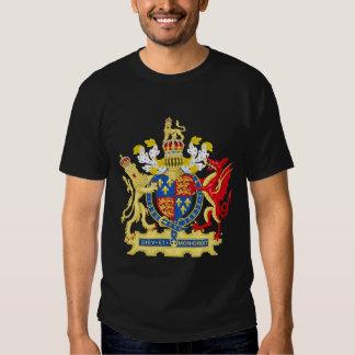 England-Wappen Shirt
