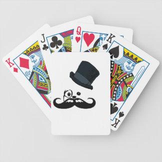 englisch Dog Spielkarten