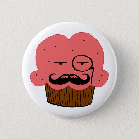 englisch Muffin Runder Button 5,7 Cm