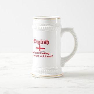 Englisch und schön… bierglas