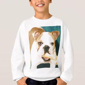 "Englische Bulldogge ""adagio "" Sweatshirt"
