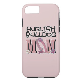 Englische Bulldogge MAMMA iPhone 8/7 Hülle